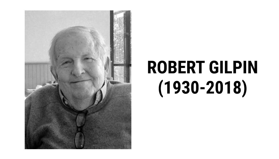 Robert Gilpin - Flacso
