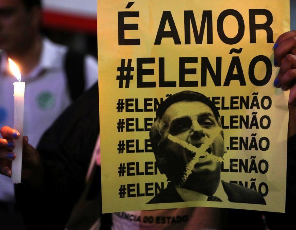 Bolsonaro FLACSO Reuters